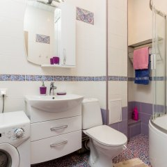 Апартаменты Venice Apartments Москва ванная
