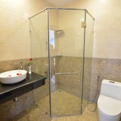 Отель TTC Hotel Premium Hoi An Вьетнам, Хойан - отзывы, цены и фото номеров - забронировать отель TTC Hotel Premium Hoi An онлайн ванная