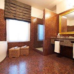 Отель Grand Visconti Palace Италия, Милан - 12 отзывов об отеле, цены и фото номеров - забронировать отель Grand Visconti Palace онлайн ванная фото 2
