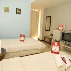 Отель Nida Rooms Ramkhamhaeng 23 Canal Таиланд, Бангкок - отзывы, цены и фото номеров - забронировать отель Nida Rooms Ramkhamhaeng 23 Canal онлайн комната для гостей фото 3