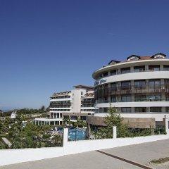 Alba Queen Hotel - All Inclusive Сиде балкон