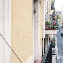 Отель Enzo B&b Roser Барселона балкон
