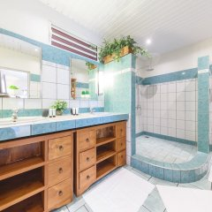 Отель Au Regina ванная