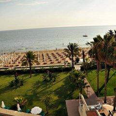 Nerton Hotel пляж