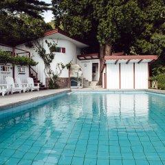 Отель Castel Fragsburg Меран бассейн