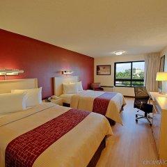 Отель Red Roof Inn PLUS+ Miami Airport комната для гостей фото 2