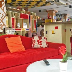 Saphaipae Hostel Бангкок гостиничный бар