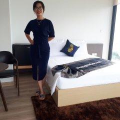 Отель Nha Trang Harbor View Villa Вьетнам, Нячанг - отзывы, цены и фото номеров - забронировать отель Nha Trang Harbor View Villa онлайн комната для гостей фото 5