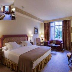 Отель Relais&Chateaux Orfila Испания, Мадрид - отзывы, цены и фото номеров - забронировать отель Relais&Chateaux Orfila онлайн комната для гостей фото 2