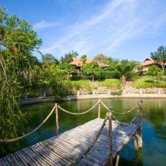 Отель Romana Resort & Spa Вьетнам, Фантхьет - 9 отзывов об отеле, цены и фото номеров - забронировать отель Romana Resort & Spa онлайн приотельная территория