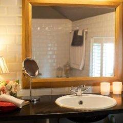 Отель Flemish cottage Бельгия, Осткамп - отзывы, цены и фото номеров - забронировать отель Flemish cottage онлайн ванная