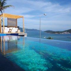 Отель Nha Trang Harbor View Villa Вьетнам, Нячанг - отзывы, цены и фото номеров - забронировать отель Nha Trang Harbor View Villa онлайн бассейн фото 2