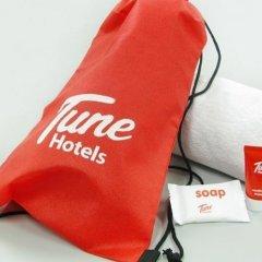Отель Tune Hotel - Downtown Penang Малайзия, Пенанг - отзывы, цены и фото номеров - забронировать отель Tune Hotel - Downtown Penang онлайн удобства в номере