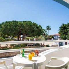 Отель Velamar Boutique Hotel Португалия, Албуфейра - отзывы, цены и фото номеров - забронировать отель Velamar Boutique Hotel онлайн балкон
