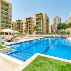 Апартаменты Short Booking - 1 BDR Apartment Greens бассейн