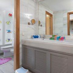 Отель TH Aravaca Испания, Мадрид - отзывы, цены и фото номеров - забронировать отель TH Aravaca онлайн ванная фото 2