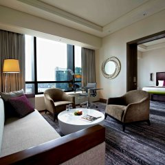 Carlton City Hotel Singapore комната для гостей