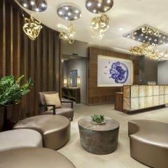 DoubleTree by Hilton Hotel & Conference Centre Warsaw интерьер отеля фото 3