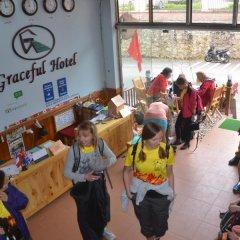 Graceful Sapa Hotel детские мероприятия