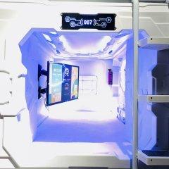 Отель MET A Space Pod @ Chinatown Сингапур развлечения