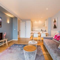 Отель Smartflats Design - Grand-Place Брюссель комната для гостей фото 2
