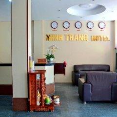 Minh Trang Hotel интерьер отеля фото 2