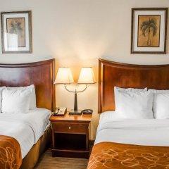 Отель Comfort Suites Saraland комната для гостей фото 4