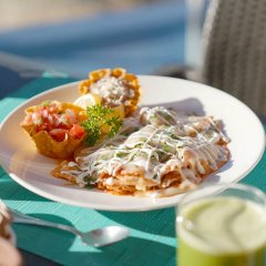 Отель Welk Resorts Sirena del Mar Мексика, Кабо-Сан-Лукас - отзывы, цены и фото номеров - забронировать отель Welk Resorts Sirena del Mar онлайн питание