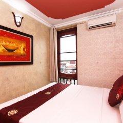 Отель Hanoi Central Homestay Ханой комната для гостей фото 5