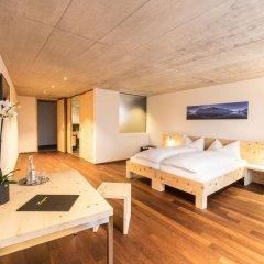 Отель Laagers Hotel Garni Швейцария, Самедан - отзывы, цены и фото номеров - забронировать отель Laagers Hotel Garni онлайн комната для гостей фото 3