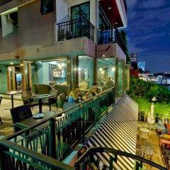 Отель Baan Wanglang Riverside питание фото 2