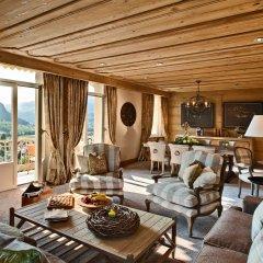 Отель Gstaad Palace комната для гостей фото 3