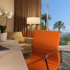 Отель SHORE Санта-Моника комната для гостей