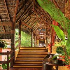 Отель Pousada Tabapitanga интерьер отеля фото 3