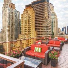 Отель The Wyndham Midtown 45 балкон