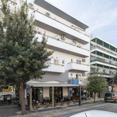 Отель Noufara Hotel Греция, Родос - отзывы, цены и фото номеров - забронировать отель Noufara Hotel онлайн вид на фасад