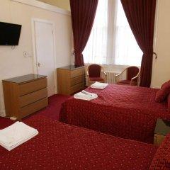 Clifton Hotel Глазго удобства в номере