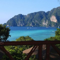 Отель Phi Phi Bayview Premier Resort Таиланд, Ранти-Бэй - 3 отзыва об отеле, цены и фото номеров - забронировать отель Phi Phi Bayview Premier Resort онлайн балкон