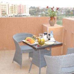 Отель Riad Marrakech House балкон