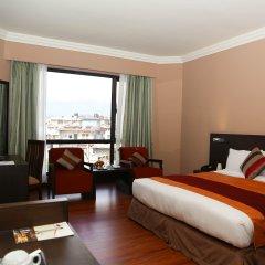 Отель Pokhara Grande Непал, Покхара - отзывы, цены и фото номеров - забронировать отель Pokhara Grande онлайн комната для гостей