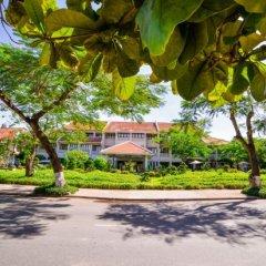 Отель Almanity Hoi An Wellness Resort пляж