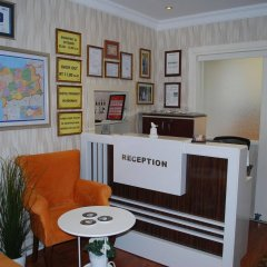 Med Cezir Hotel интерьер отеля