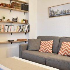 Апартаменты Modern Studio Near Montmartre 18th Arrondissement комната для гостей фото 4