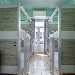Goodmorning Hostel Lisbon комната для гостей фото 2