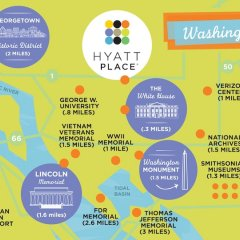 Отель Hyatt Place Washington DC/White House США, Вашингтон - отзывы, цены и фото номеров - забронировать отель Hyatt Place Washington DC/White House онлайн фото 8