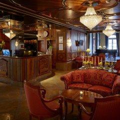 Grand Hotel Zermatterhof гостиничный бар