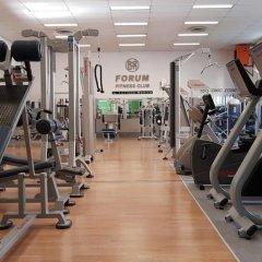 Отель FWS Forum Wellness Station Парма фитнесс-зал