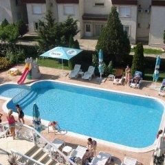 Отель Панорама бассейн