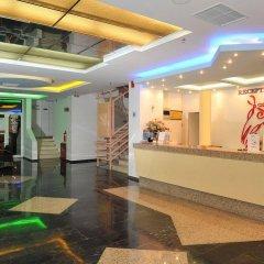 Tylissos Beach Hotel интерьер отеля