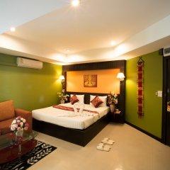 Great Residence Hotel сейф в номере